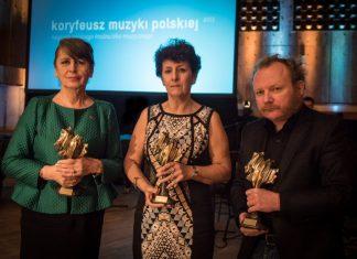 Koryfeusze Muzyki Polskiej 2015
