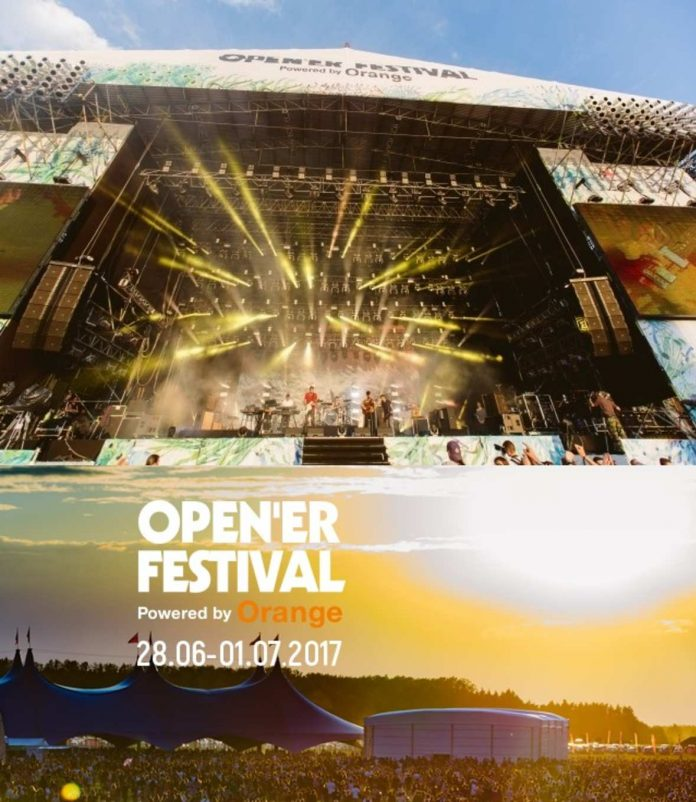 Open'er 2017 / Opener festiwal muzyczny