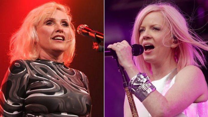 Wokalistki Blondie i Garbage śpiewają dla amerykańskich bogów