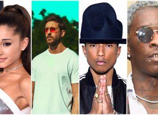 "Calvin Harris, Ariana Grande i Pharrell we wspólnym numerze ""Heatstroke"""