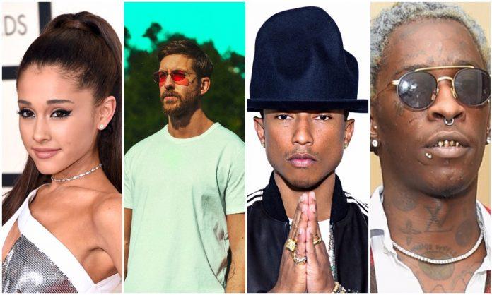 Calvin Harris, Ariana Grande i Pharrell we wspólnym numerze