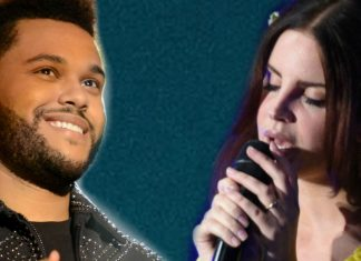 The Weeknd i Lana Del Rey