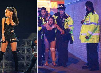 Ariana Grande: Wybuch na koncercie! Są ofiary śmiertelne!