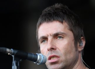 "Liam Gallagher zapowiada ""Wall of Glass"""