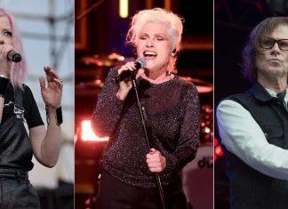 Debbie Harry, Shirley Manson i Mark Lanegan śpiewają dla amerykańskich bogów