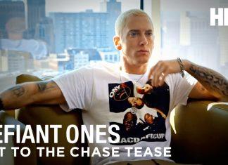 Eminem chwali Dr. Dre w HBO (WIDEO)