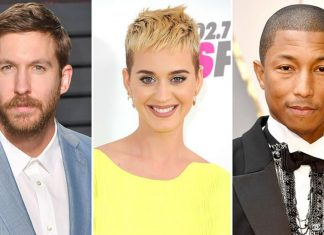 Calvin Harris - nowa piosenka z Katy Perry, Pharrell Williams i Big Seanem