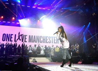 Ariana Grande One Love Manchester