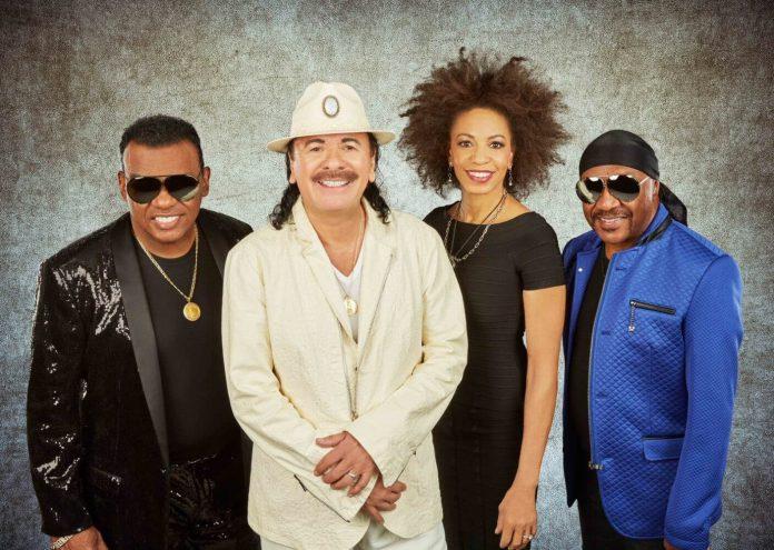 Carlos Santana i Cindy Blackman-Santana połączyli siły z The Isley Brothers!