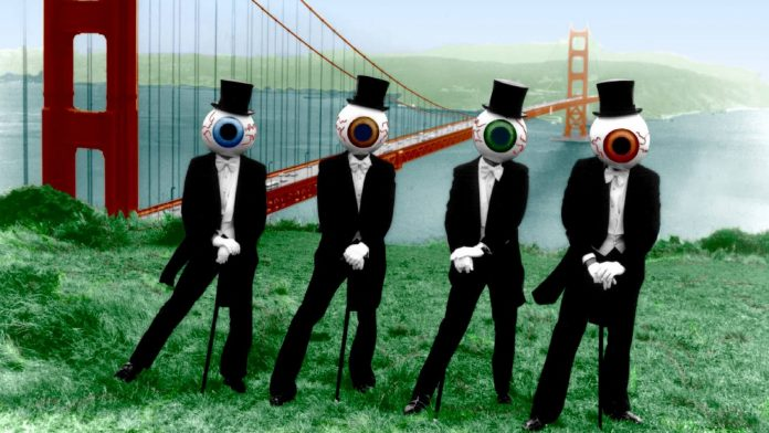 The Residents i Marek Biliński na Soundedit