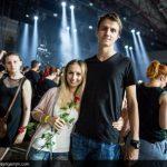 Warszawski koncert Evanescence