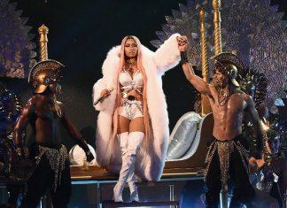 Nicki Minaj królową nowojorskiego Queens