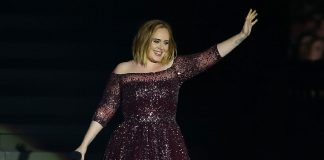 Adele kończy swą światową trasę koncertową