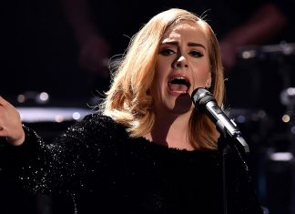 Adele – Live in New York