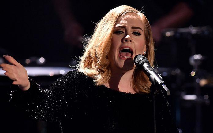 Adele – Live in New York