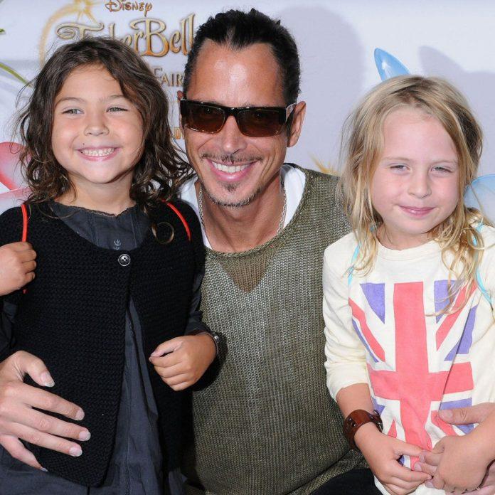 Chris Cornell z dziećmi