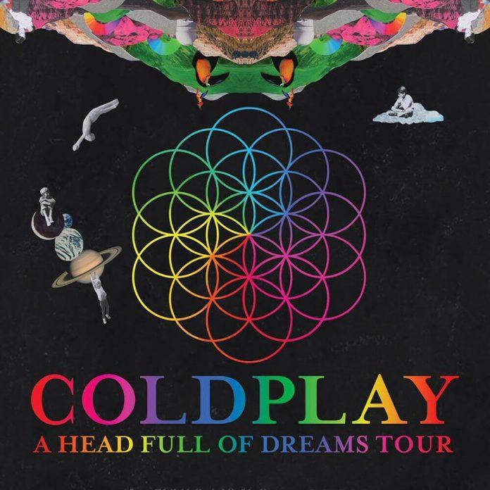 Coldplay: Wygraj bilet na koncert w Warszawie!
