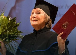 Irena Santor uhonorowana doktorem honoris causa!