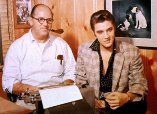 Elvis Presley i jego pułkownik