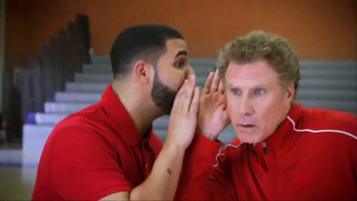 Drake i Will Ferrell uczą koszykarzy. Zabawny skecz z polskim Stadionem Narodowym!