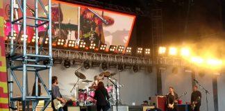 Zobacz jak 8-letnia córka Dave Grohl z Foo Fighters bębni (WIDEO)