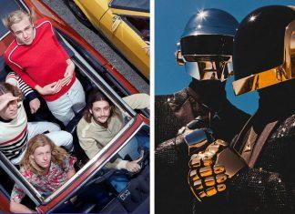 """Daft Punk wspierają Parcels (posłuchaj singla """"Overnight"""")"""