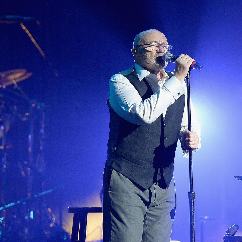 Phil Collins zapowiedział serię kolejnych koncertów