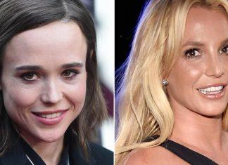 "Ellen Page śpiewa ""Lucky"" z repertuaru Britney Spears"
