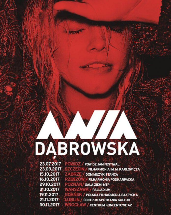 Ania Dąbrowska zapowiada nowe koncerty (daty, miejsca, bilety)