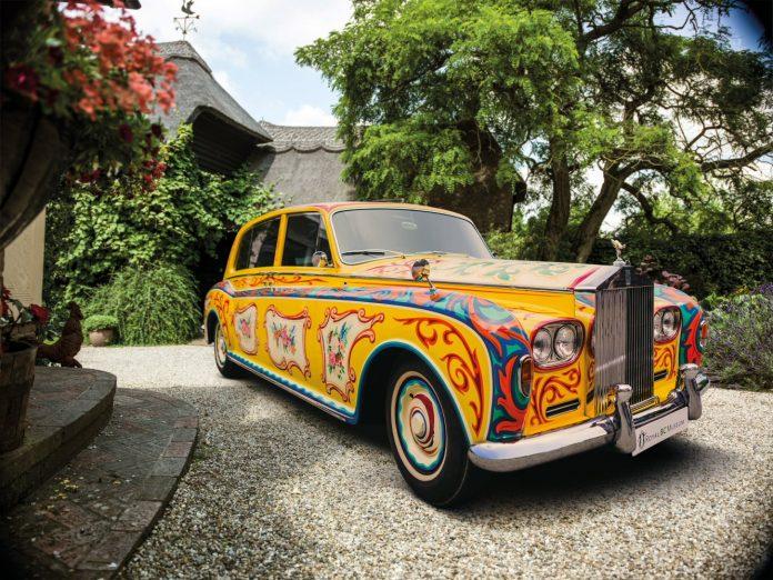 Rolls-Royce Phantom V Johna Lennona