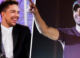 """Laureat brytyjskiego """"X Factora"""" Matt Terry i Enrique Iglesias w duecie"""