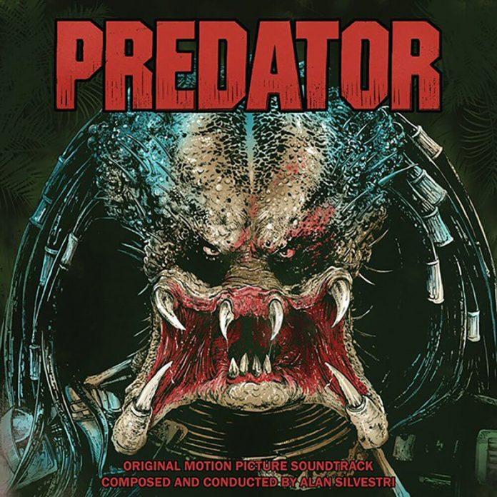 Predator - ścieżka dźwiękowa do filmu na winulu