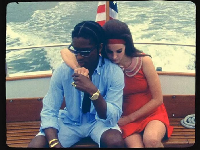 Lana Del Rey i A$AP Rocky w dwóch piosenkach