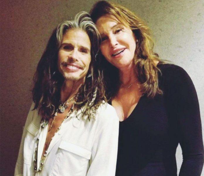 Steven Tyler i Caitlyn Jenner przerabiają hit Aerosmith
