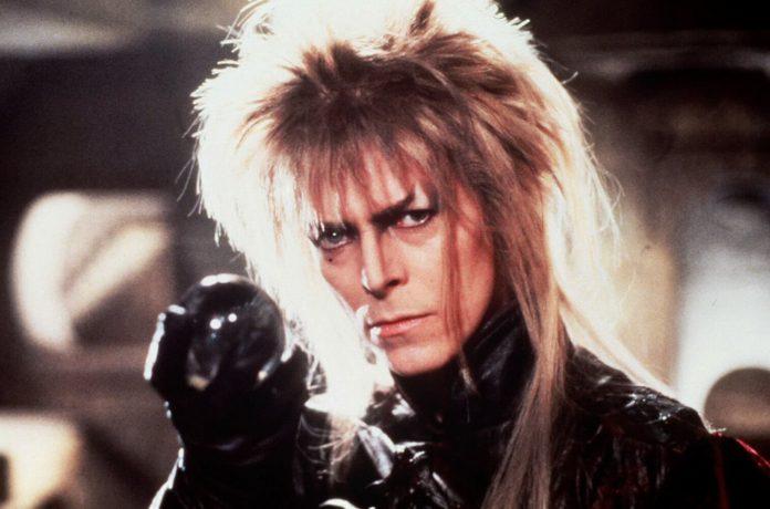 David Bowie inspirował reżysera filmu