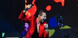 Dave Gahan, lider Depeche Mode w szpitalu. Co z koncertem w Polsce?