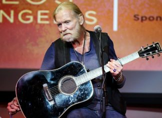 "Gregg Allman Pośmiertny singiel ""My Only True Friend"" i nowy album"
