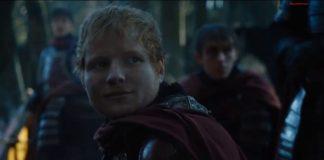 """Ed Sheeran w pierwszym odcinku 7 sezonu serialu """"Gra o tron"""" (WIDEO)"""