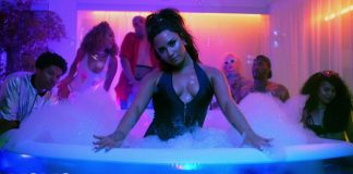 """Demi Lovato szokuje w nowym teledysku """"Sorry Not Sorry"""""""