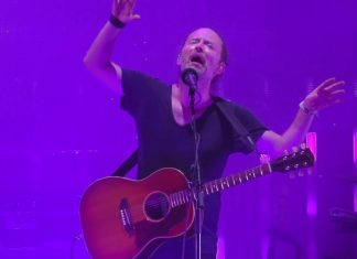 Radiohead mimo apelów o bojkot zagrali w Izraelu (WIDEO)