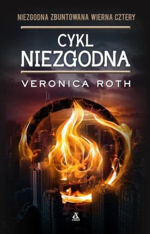 """Niezgodna"" – Veronica Roth"