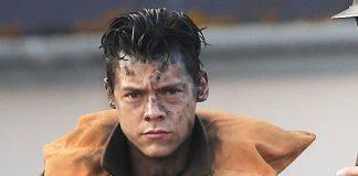 """Harry Styles jak Heath Ledger w filmie """"Dunkierka"""" (""""Dunkirk"""")"""