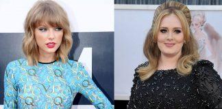 Adele ani Taylor Swift nie zaśpiewają z Foo Fighters