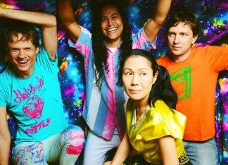 Wokalistka Stereolab śpiewa dla Deerhoof