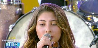 Córka Chris Cornella śpiewa dla ojca i Chestera Benningtona