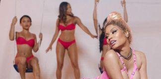 """Blac Chyna i Nicki Minaj ścigają się (zobacz wideo """"Rake It Up"""")"""
