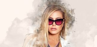 "Anastacia prezentuje nowy singiel pt. ""Caught In The Middle"""