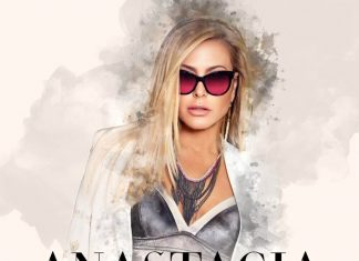 "Anastacia prezentuje nowy singiel pt. ""Caught In The Middle"""