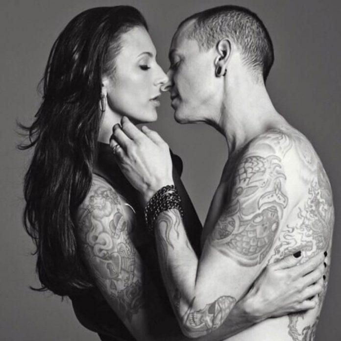 Linkin Park: Wdowa po Chester Bennington poleca nagrania syna
