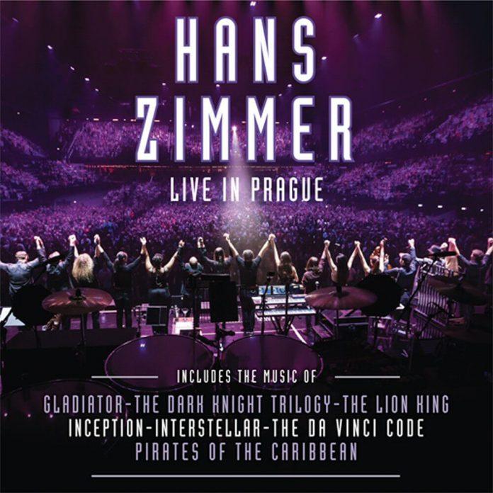 Hans Zimmer: Koncertowy album z udziałem gitarzysty The Smiths